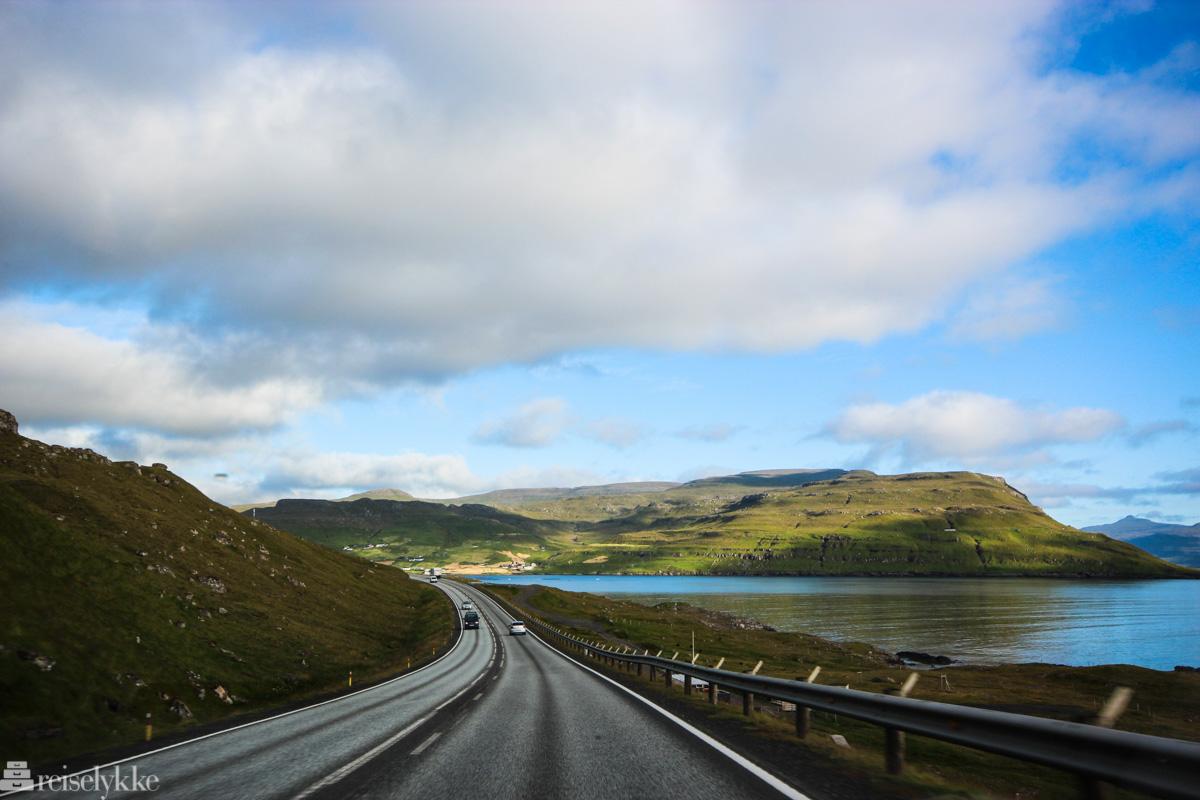 Roadtripping Færøyene