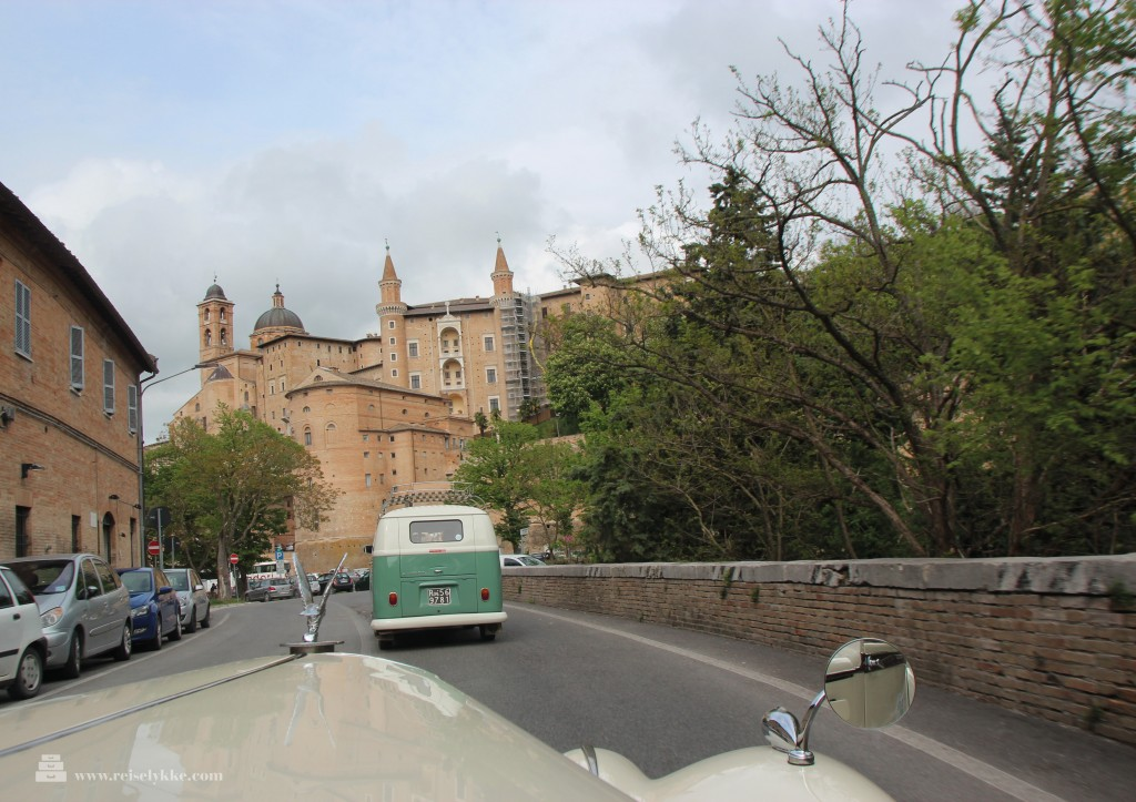 Roadtripping i Marche, Urbino