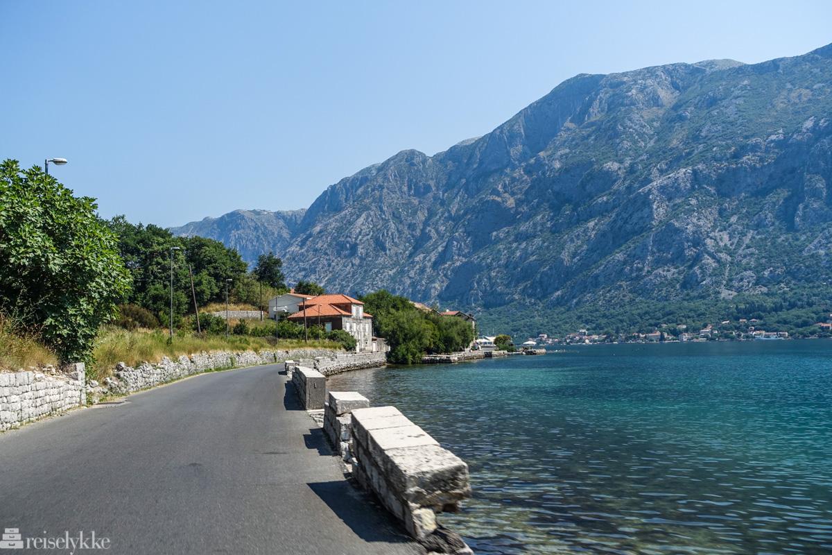 Rundreise i Montenegro