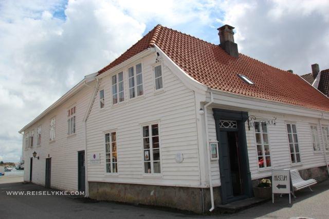 Mælandgården, Gamle Skudeneshavn