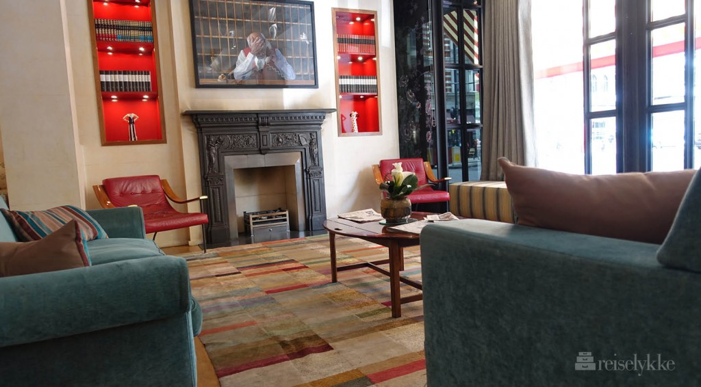 hotell i london, sloan square hotel