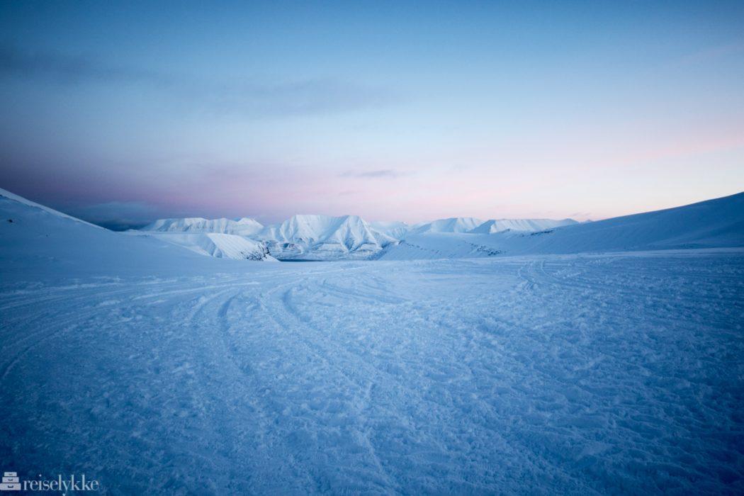 Stillhet på Svalbard