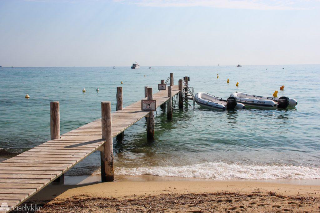 Strand ved St. Tropez