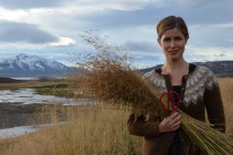 Souvenirer fra Island. Snæfríður Ingadóttir