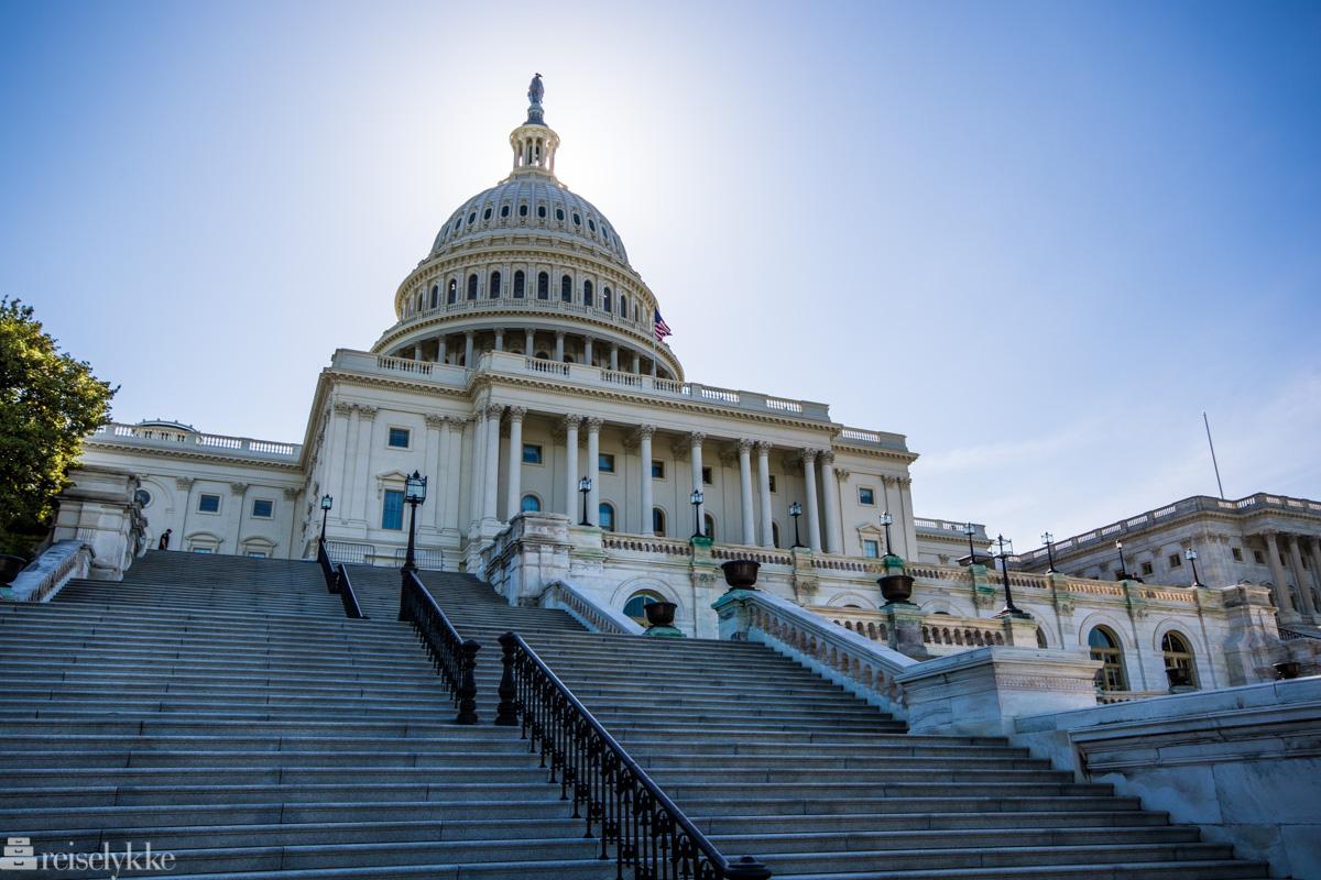 The Capitol i Washington DC