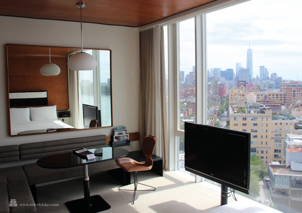 Luksus på reise: The Standard High Line New York