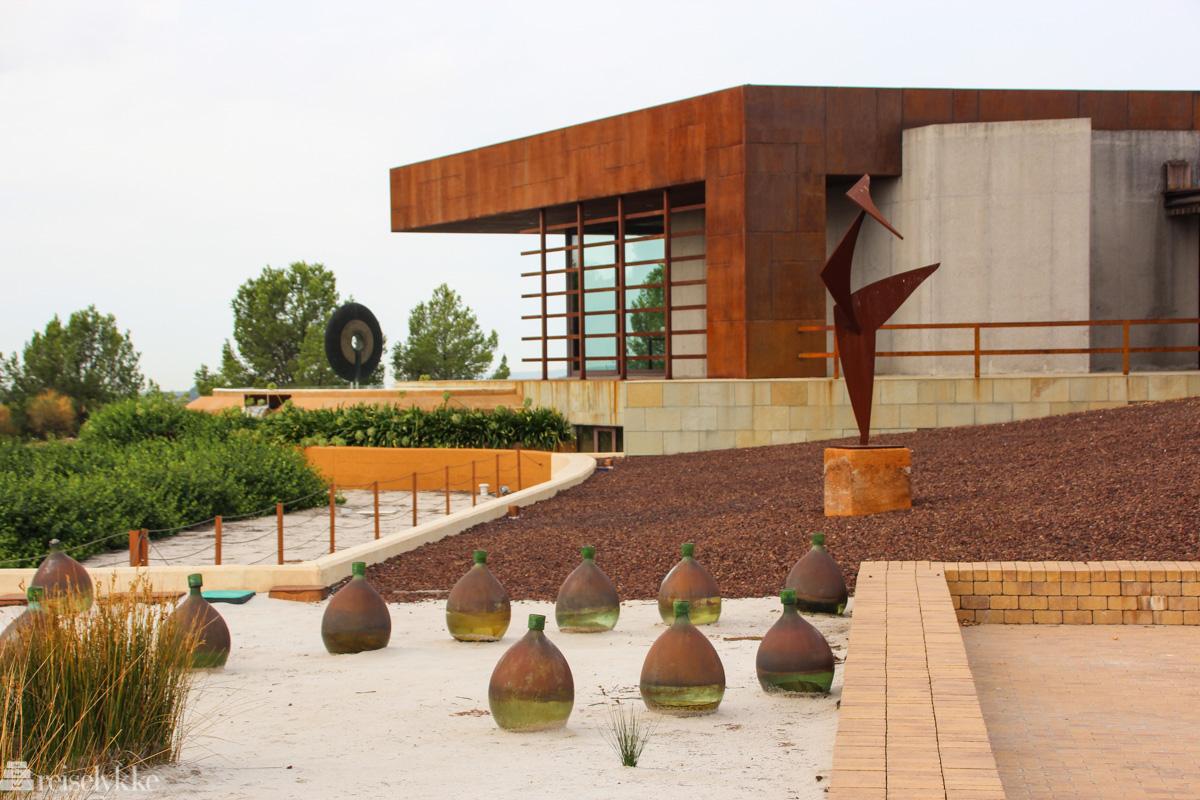 Bærekraftig bygning hos Torres