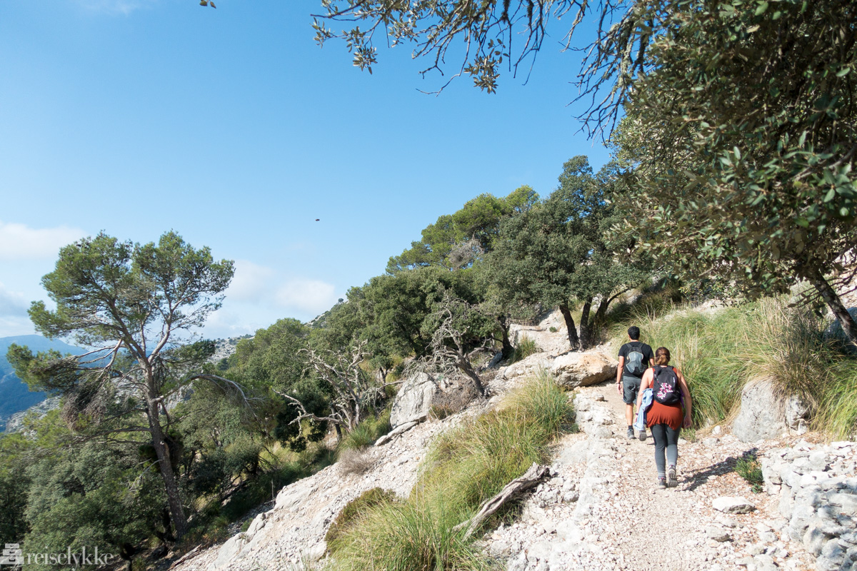 Turgåere Serra de Tramuntana