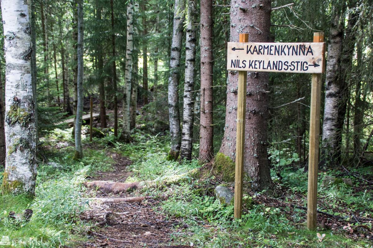 Tursti i Finnskogen