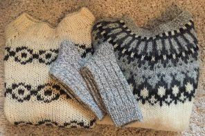 Reiseblogg pakke ull til polare strøk
