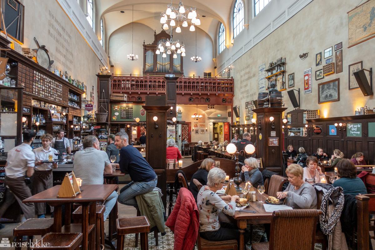 Restaurantkirke i Utrecht