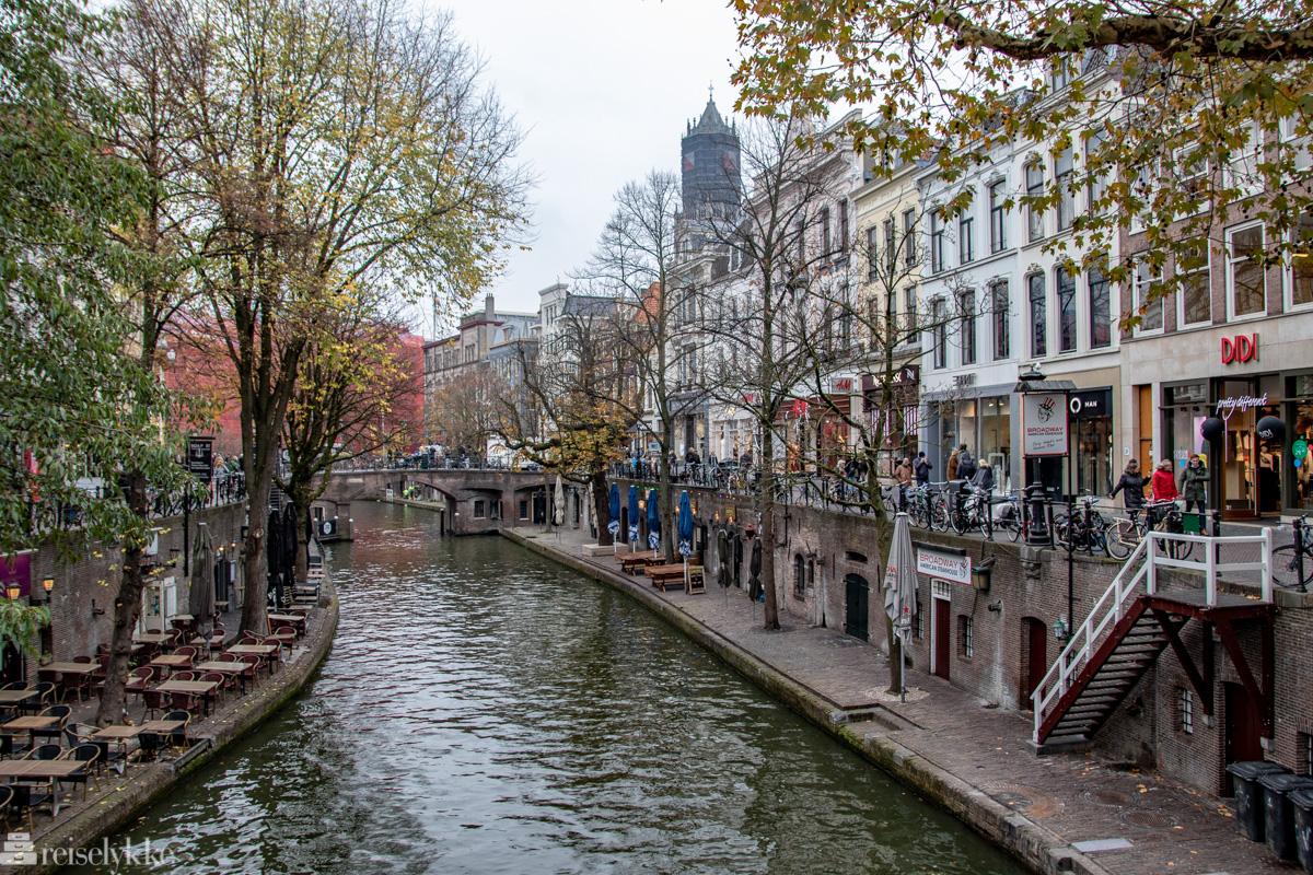 Kanalene i Utrecht
