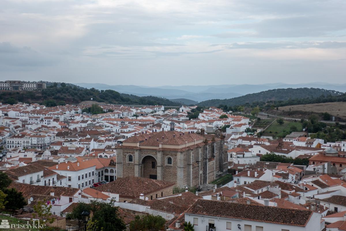 Utsikt over Aracena