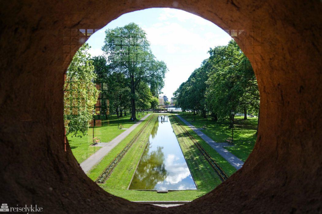 Värmlands museum vindu