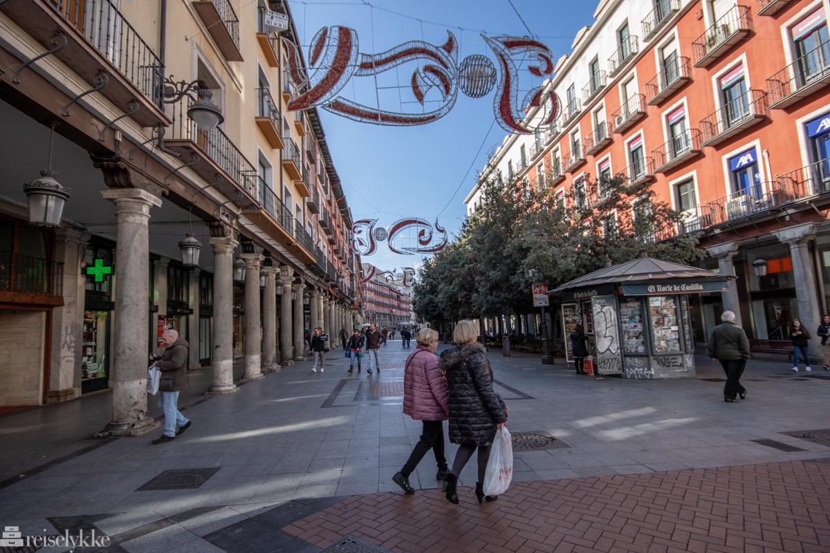 Gatelangs i Valladolid