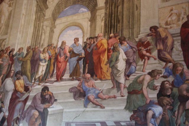 Raphael, Vatican, Rome