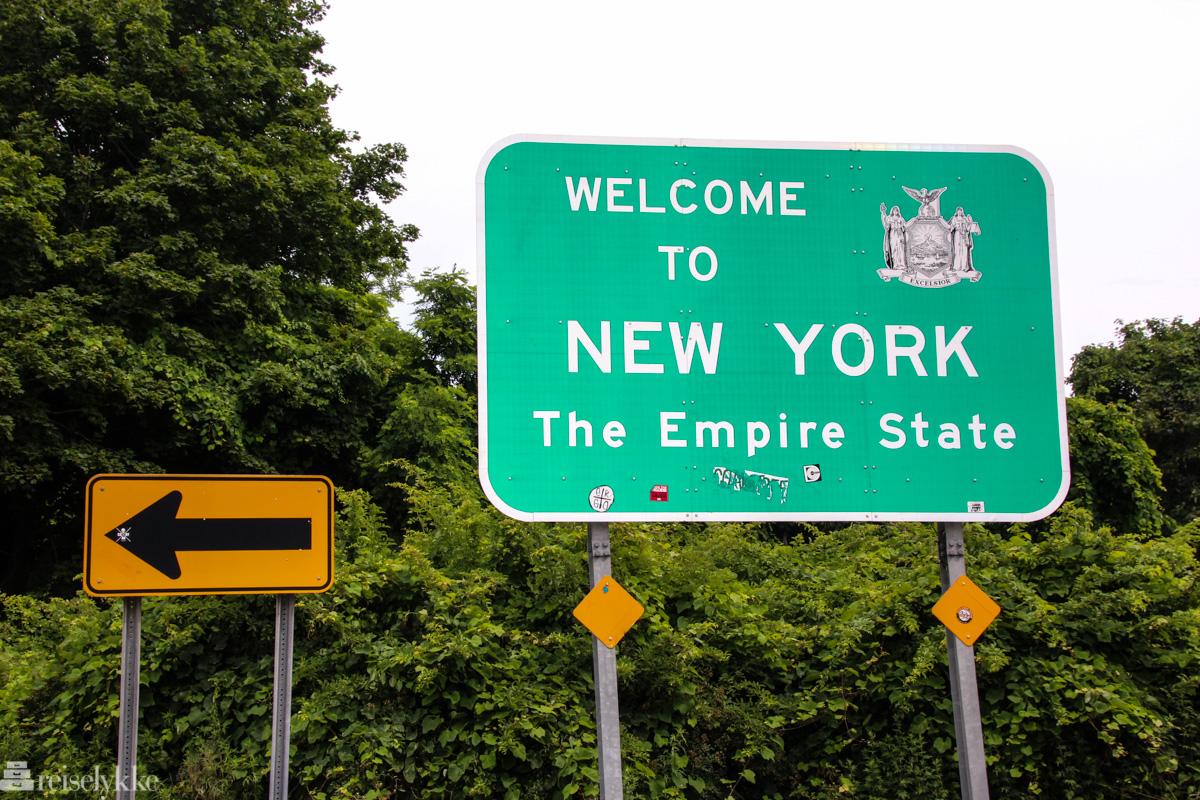 Velkommen til New York