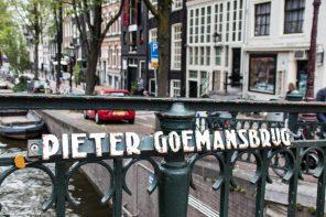 Venninnetur til Amsterdam