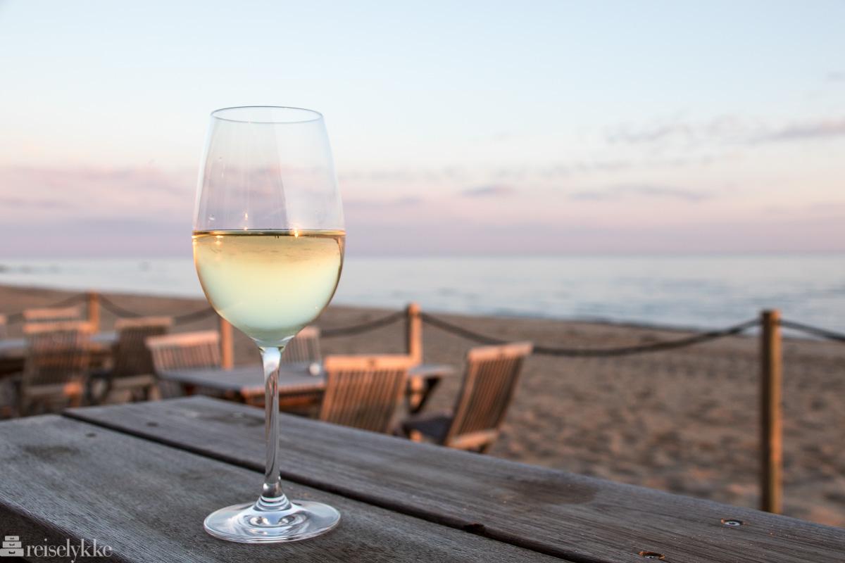 Vin i solnedgang_Oceans Hotel Falkenberg