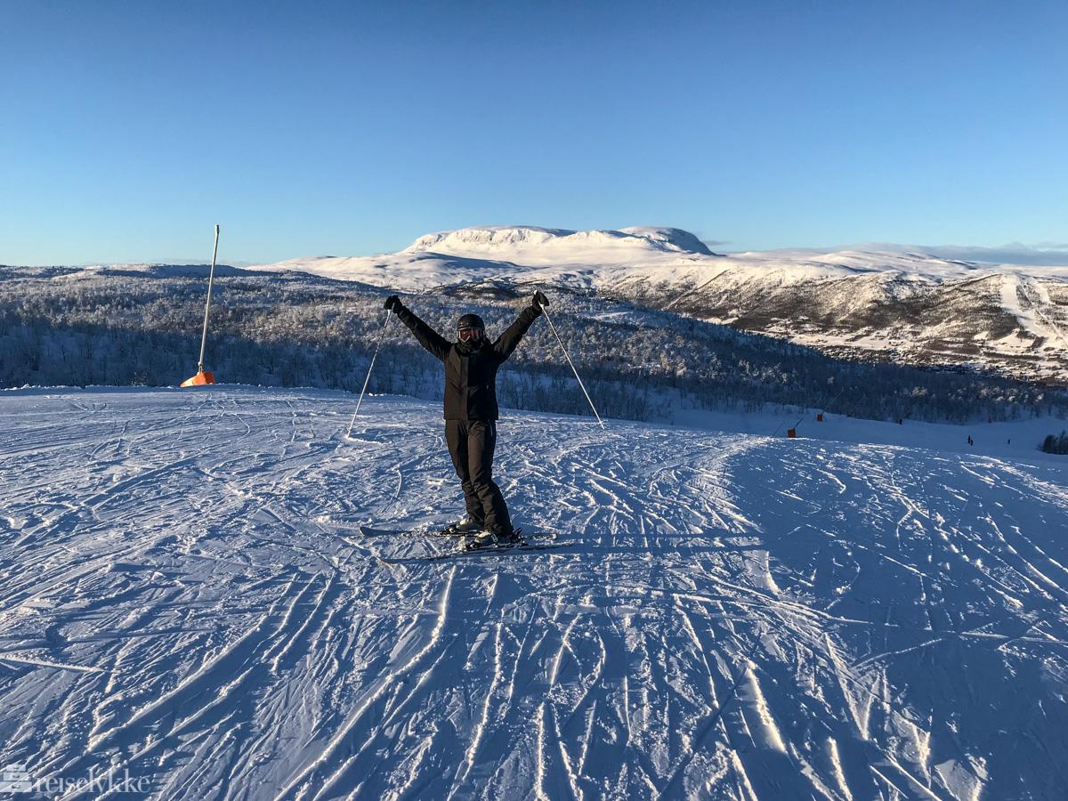 Vinter og skisport på Geilo