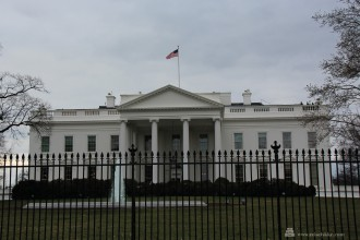Washington DC, Det hvite hus