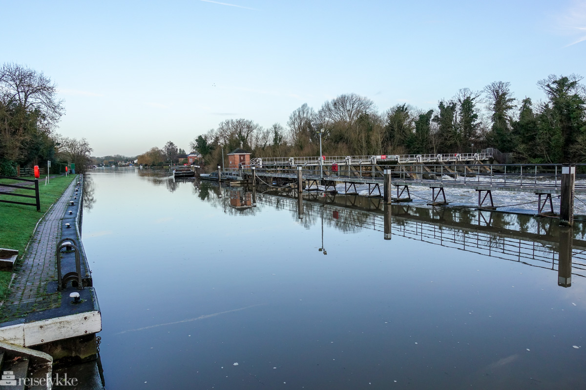 Themsen ved Windsor
