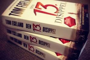 Den 13. disippel av Tom Egeland
