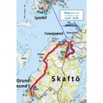 Sykkeltur i Vest-Sverige
