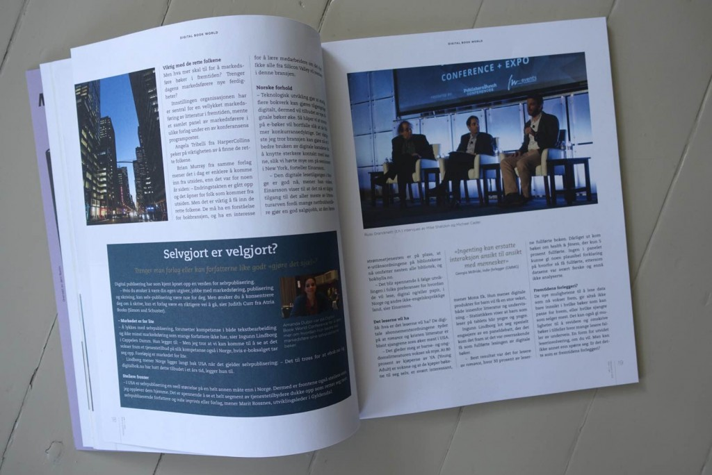 Bok og samfunn, artikkel, på trykk, Reiselykke, Mette Solberg Fjeldheim