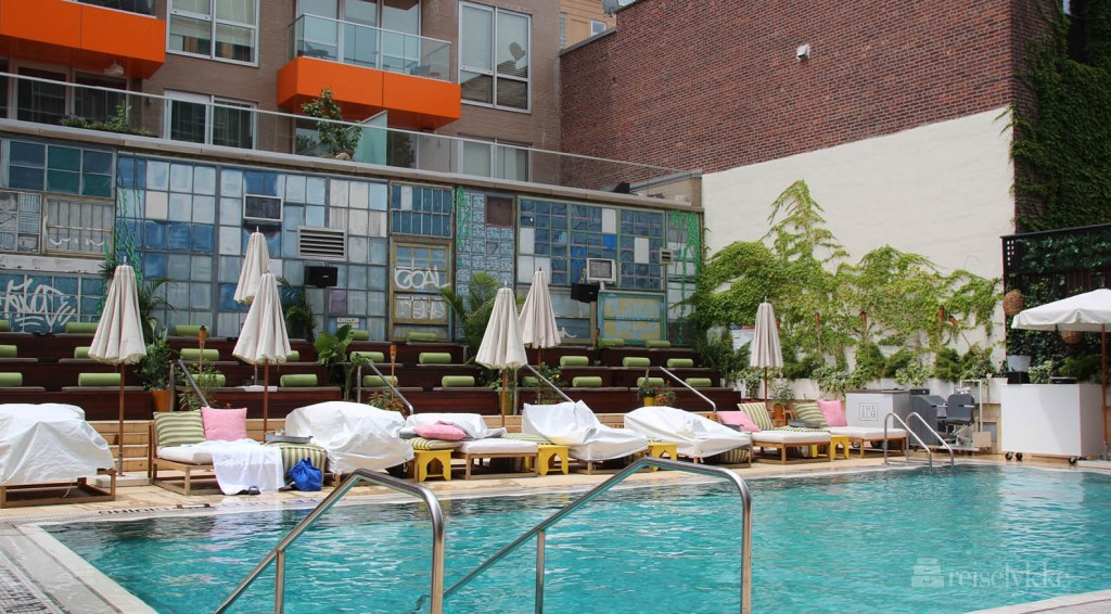Hotell i New York, williamsburg, mccarren hotel & pool