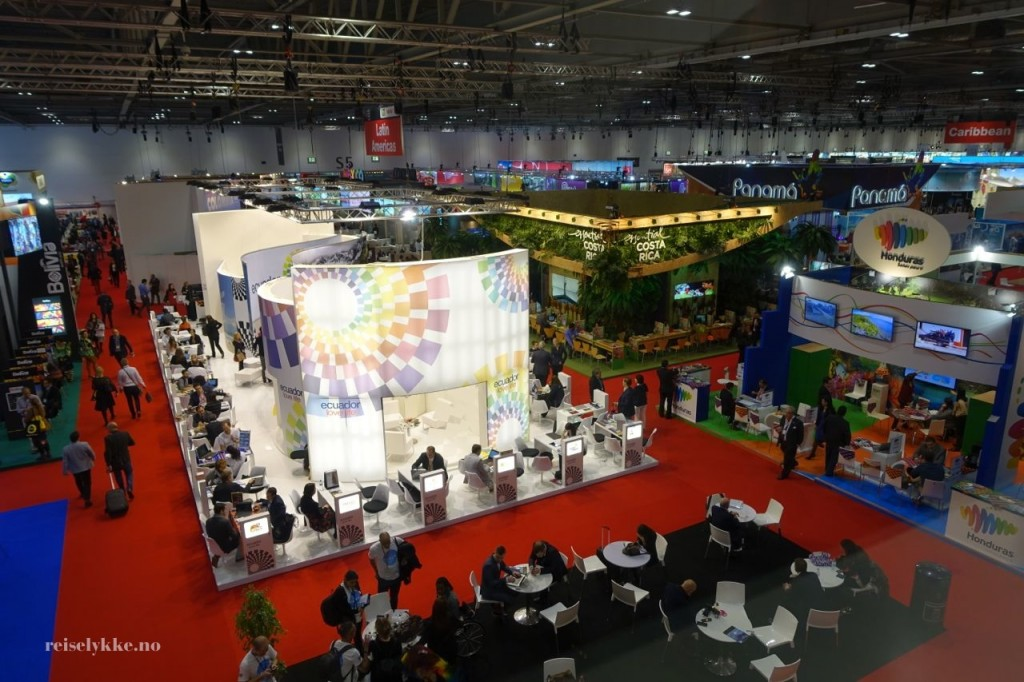 reisetrender2016, WTM London
